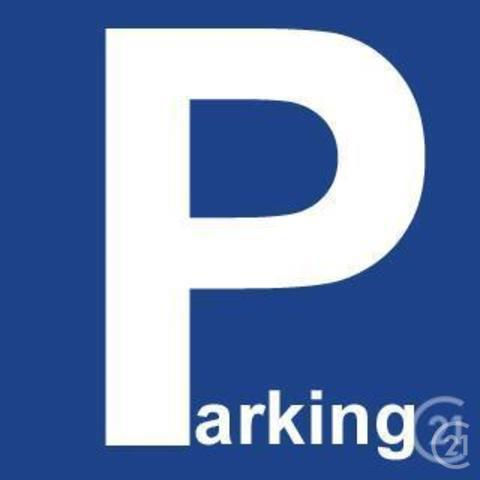 Parking à louer - 12 m2 - PARIS - 75015 - ILE-DE-FRANCE